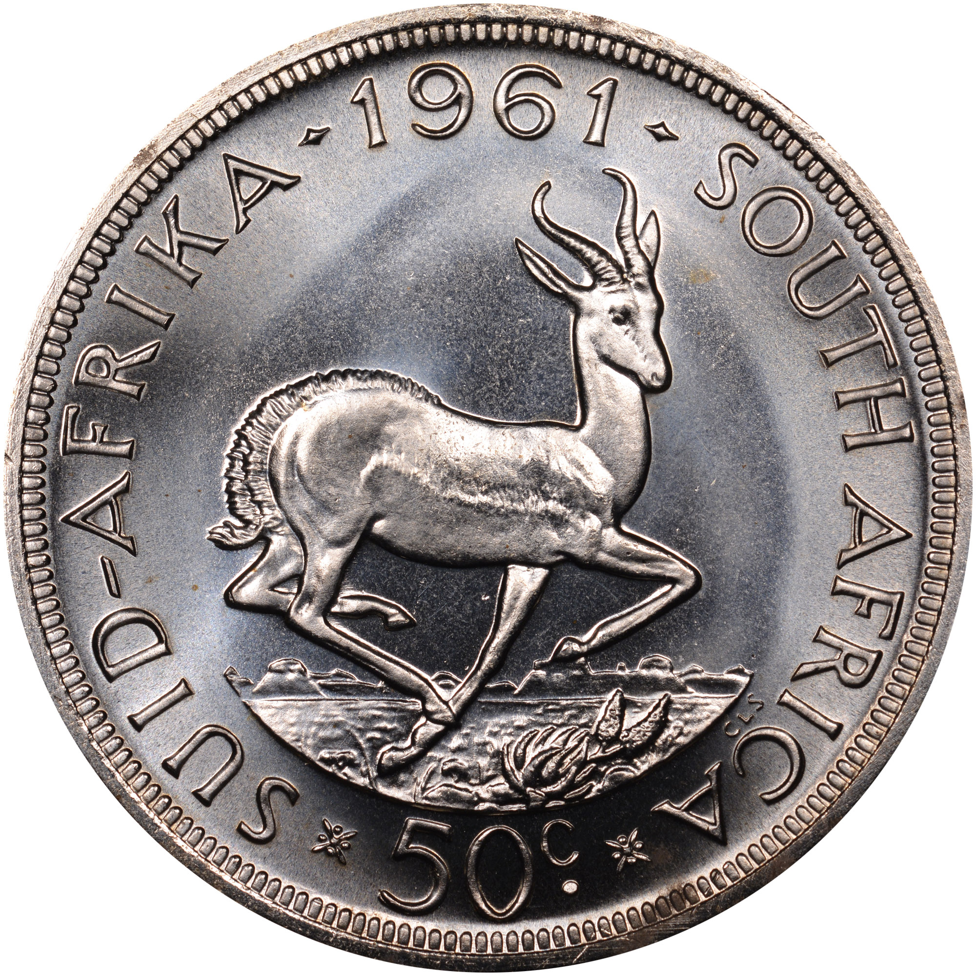South Africa 50 Cents Km 62 Prices Amp Values