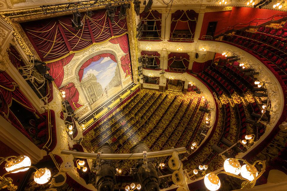 Theatre Royal interior 2
