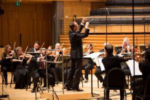 Sage Gateshead conductor