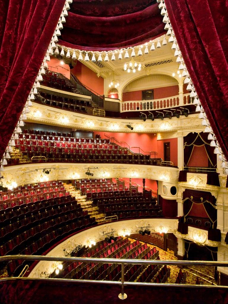 Theatre Royal Interior