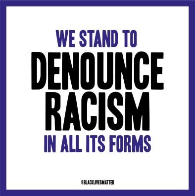 We Denounce Racism