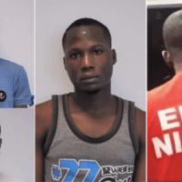 EFCC Arrests 3 Suspected Internet Fraudsters In Abuja (Photos)
