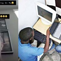 """Your juju aint working on me"" – Oyinbo Man Tells Desperate Nigerian Scammers (Video)"