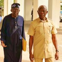 Tinubu: 'At 68, Oshiomhole has lots to offer Nigeria'