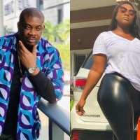 Don Jazzy Replies Actress Nazo Ekezie, Agrees To Go On a Date with Her