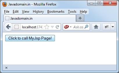 click to call jsp