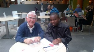 Prof. Cees Th. Smit Sibinga and I