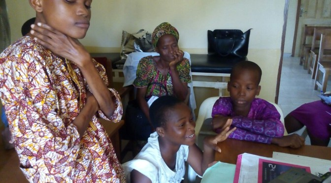 NGDOC partners with OOUTH and Penpals United to initiate support group for Nigerian CWDs