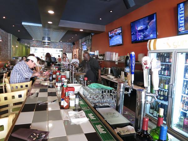 Fine Cajun Dining in the Oil Field part deux: Gumbo Bar (6/6)
