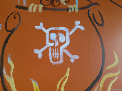 Fine Cajun Dining in the Oil Field part deux: Gumbo Bar (2/6)