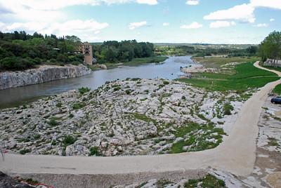 Visting the Pont du Gard, Southern France (6/6)
