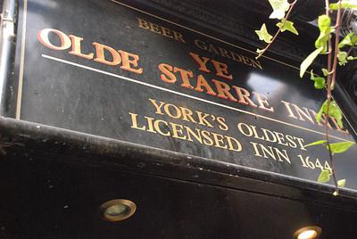 Starre Inn, York
