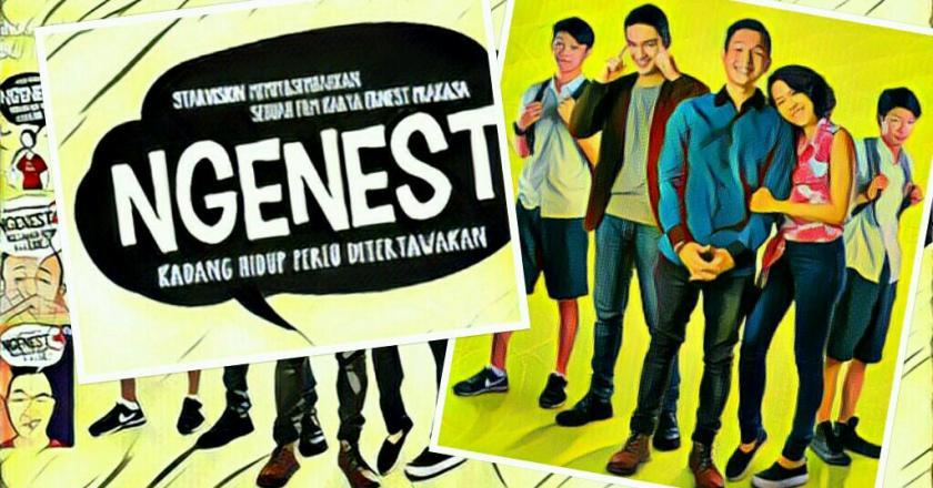 "Review Film Indonesia | ""Ngenest (2015)"" Penerimaan Rasial"
