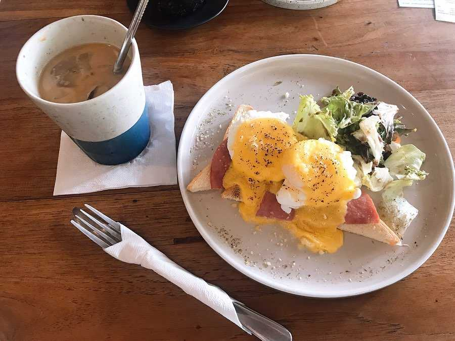 Gambar Breakfast Set di Dua Coffee Shop