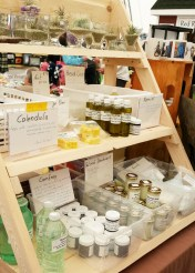 Conny has lots of supplements, bath and body care products perfect for everyone!