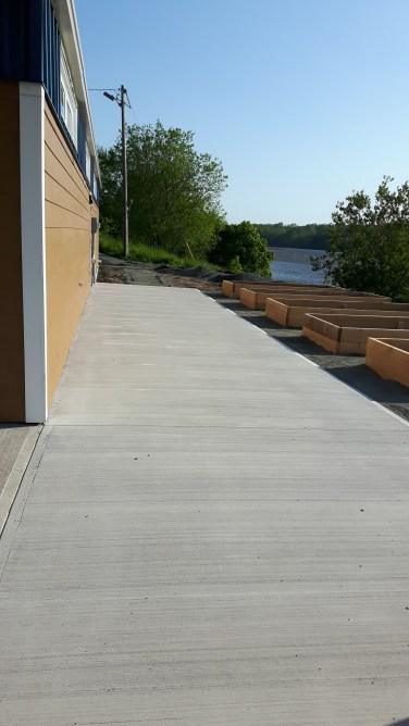 Concrete pad by Murray Lim Concrete