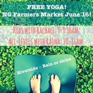 market yoga