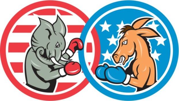 Lược sử hệ thống lưỡng đảng ở Hoa Kỳ