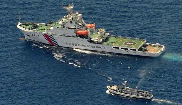 Ba điểm đáng chú ý trong Luật An toàn giao thông hàng hải mới của Trung Quốc