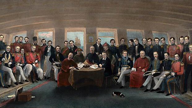 20/01/1841: Hồng Kông được nhượng lại cho Anh