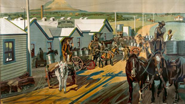 22/01/1840: Thực dân Anh đặt chân đến New Zealand