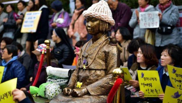 Tác động từ Thoả thuận Nhật–Hàn về 'phụ nữ giải khuây'