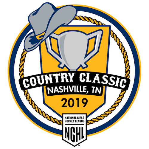 NGHL Nashville Country Classic logo