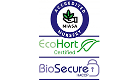 Accredited NIASA Nursery - EcoHort Certified - BioSecure