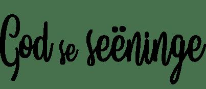 Gen 41:57 God wil die wêreld seën – deur jóú