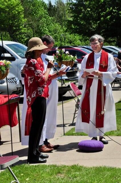 Ordination and Installation of Pastor Micah Cavaleri on June 12, 2021.