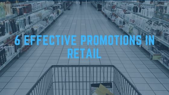 effective promotions in retail