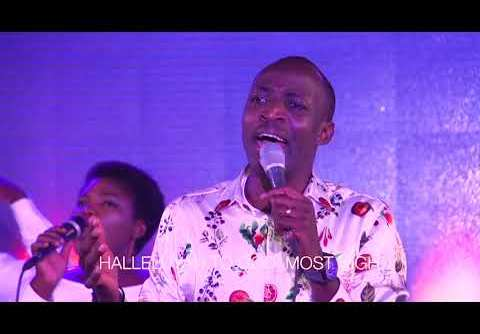 DOWNLOAD MP3: Dunsin Oyekan – Most High (Halleluyah)