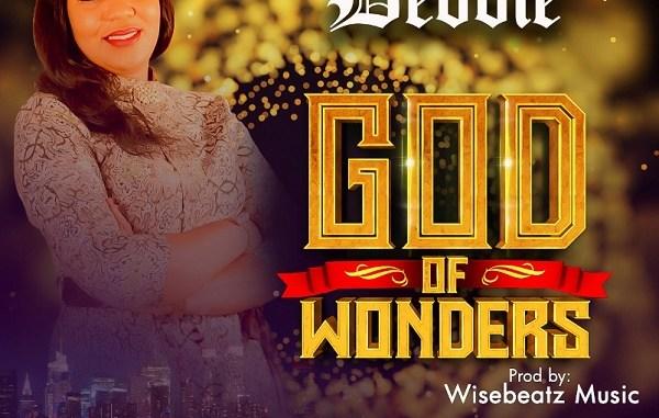 DOWNLOAD MP3: Debbie – God Of Wonders