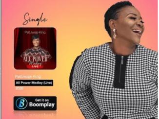 download mp3: pat uwaje king – all power medley
