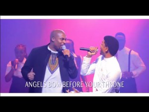 DOWNLOAD VIDEO: Steve Crown – Angels Bow Ft. Phil Thompson