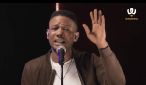 DOWNLOAD MP3: Chris shalom - The Fountain is here (Jesus is Here)