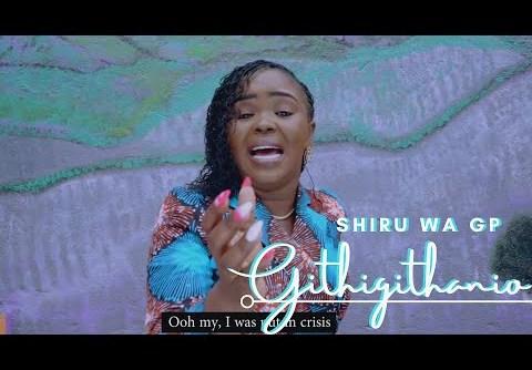 Shiru Wa GP - Githigithanio