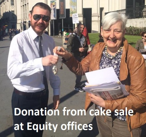 Equity cakes