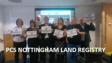 Nottingham Land Registry