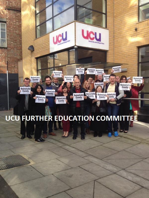 UCU FE Committee