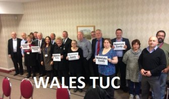 wales tuc