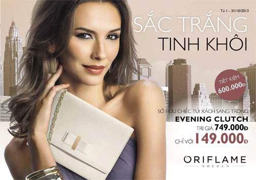 Oriflame Evening Clutch (1)