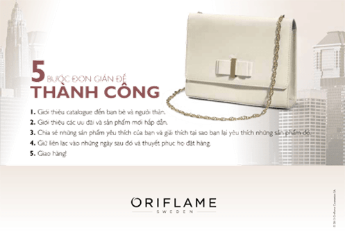 Oriflame Evening Clutch (4)