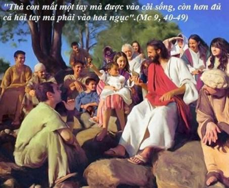 Lời Chúa + Bài giảng Chúa Nhật 26 Thường Niên - Năm B - Tỉnh Dòng Ngôi Lời  - Giuse Việt Nam