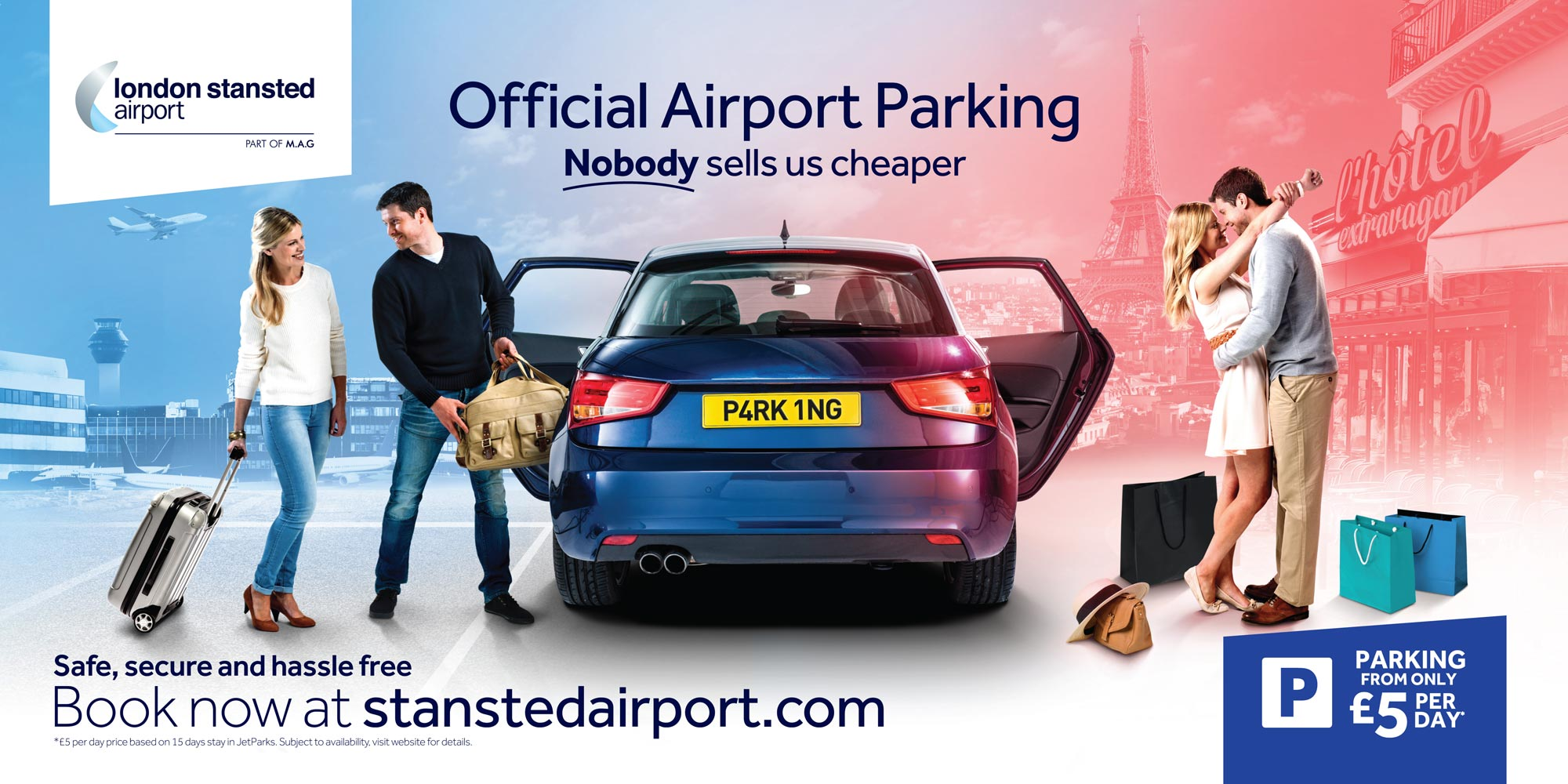 bespoke design, branding, mag, manchester airport, stansted
