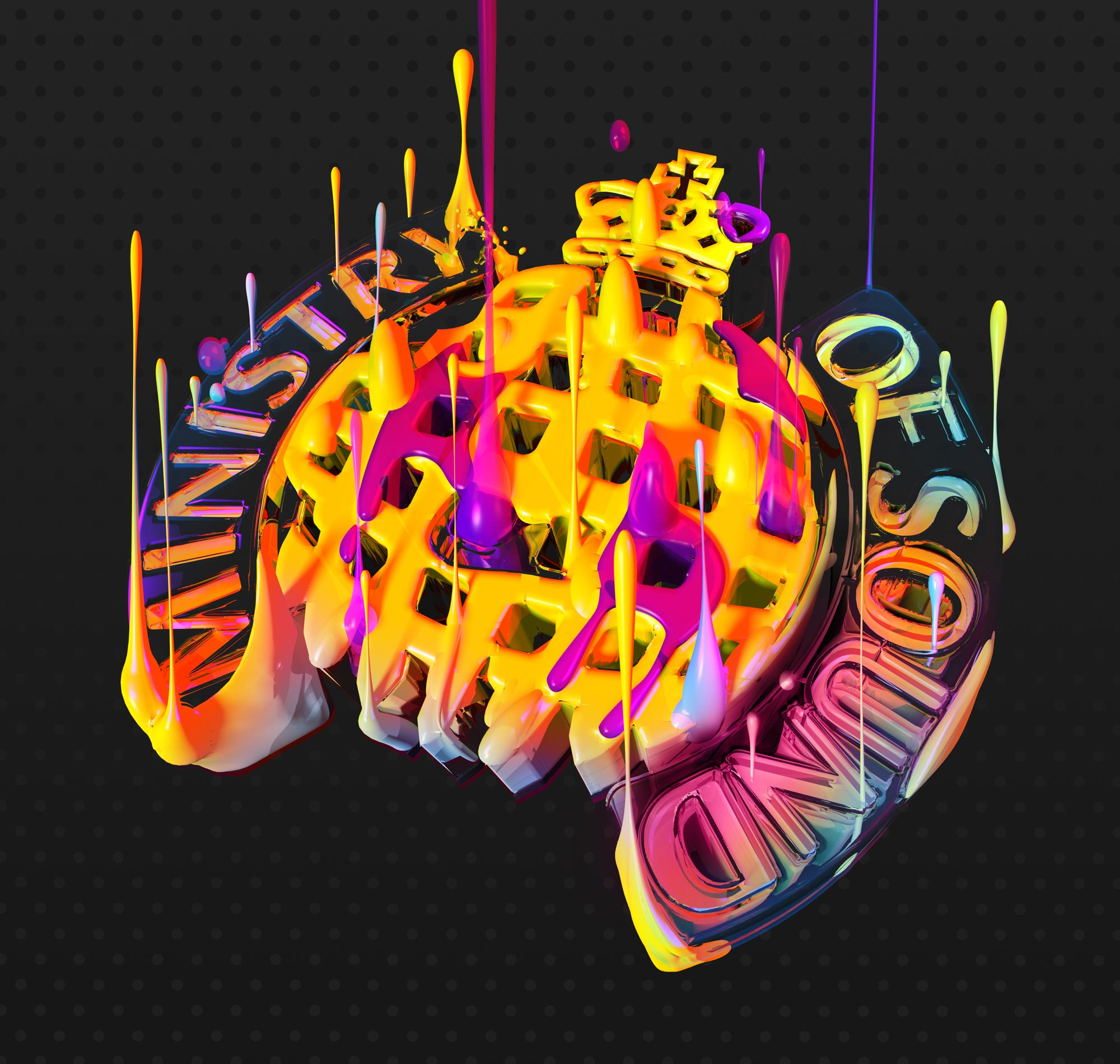 Bespoke design, 3D, ministry of sound