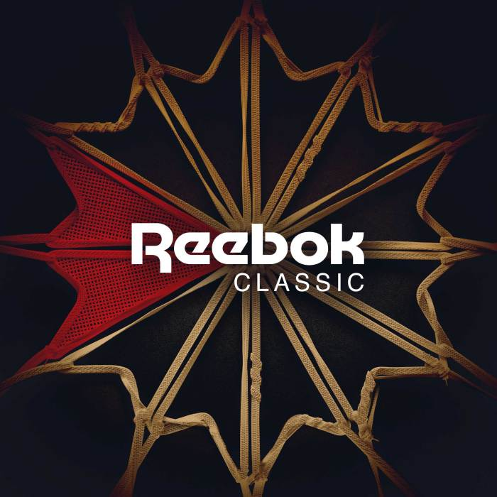 bespoke design, branding, Reebok, Reebok Classics 3D Shoelaces, ngon, Manchester 3D Artist Visualisation