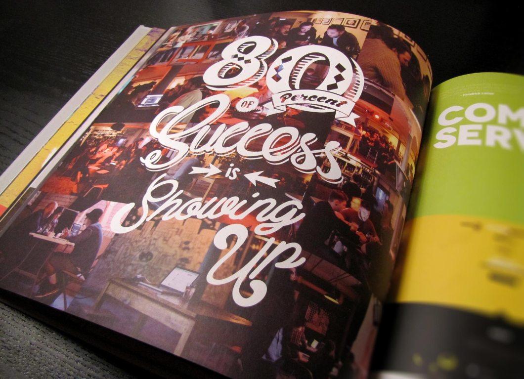 ngonart book three, bespoke branding, manchester