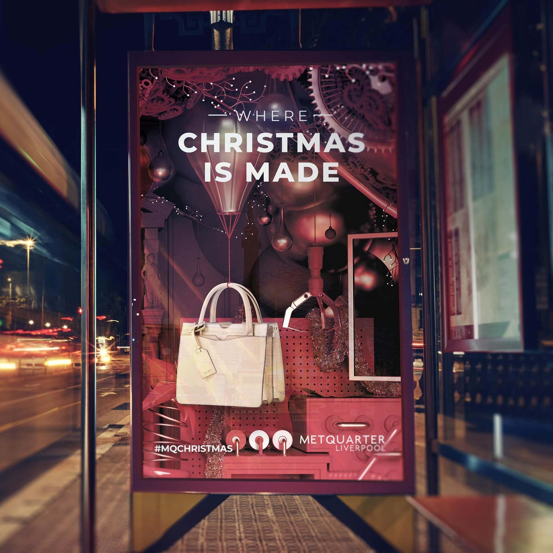 Metquarter, ngon, manchester agency, 3D design