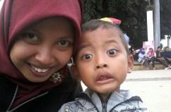Mimi & Bilal Selfie
